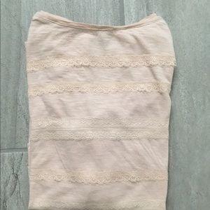 Tops - Loft Blush T-Shirt